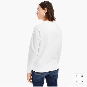 "J. Crew Sweaters - J.Crew X prinkshop ""Power Woman"" sweatshirt"